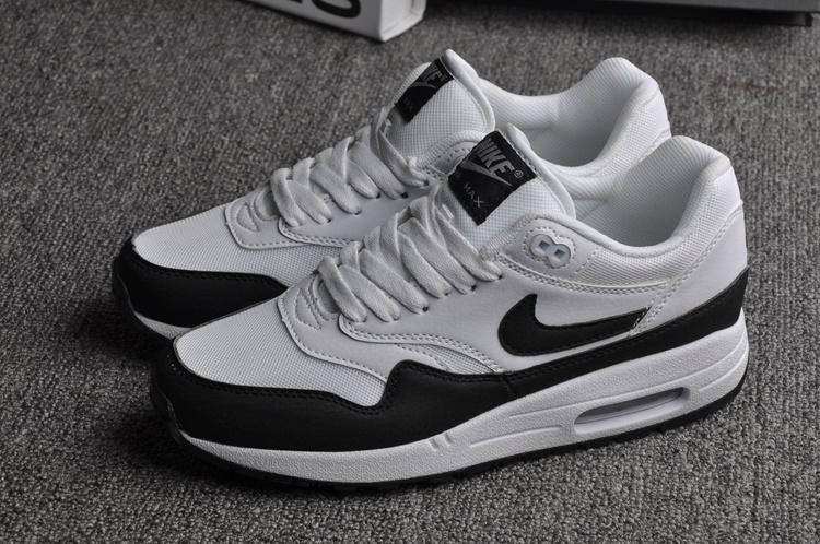 air max 1 blanc et noir